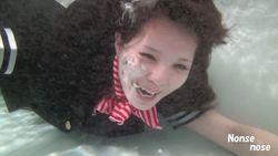 レイバスタブ水中シーン21