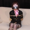 Hana Hoshino - Flight Attendant Bound and Gagged - Full Movie