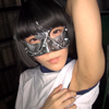 [Masked cosplay] × [Aoi Ichigo] Tsubuwaki who came out wearing gym clothes MASK 00006 c