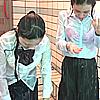 清洁和承认淋浴(湿女孩06B3)
