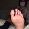 【Longitudinal animation】 Mask J ● Foot sole 【closeup is ashamed】 Mina ② KITR00087