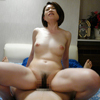 【Latest Works】 All-you-can-like favorite to an aunt at M-woman on top posture,