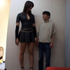 【JAMS】フェチ肉林!長身超絶・屈強フェチレディ #001