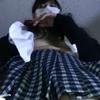 実績No.1使用済下着販売店が撮影したJ●の汚れたシミパン #008