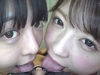 2 The Tubabero Request To Aoi Rina-chan And Nanami Yua-chan Who Knowed The Fetish No Longer!