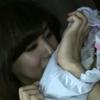 実績No.1使用済下着販売店が撮影した働くお姉さんのシミパン #004