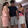 【h.m.p】オンナっ気一切無しで全員発情中の俺たちの寮にAV女優が来た! #003