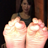[Longitudinal video] Do not miss this! The fetish queen's favor foot sees Moe 14 FETK00465