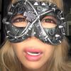 [Masked cosplay] × [Shimotsuki Runa] thick lips, white teeth, wet tongue, super throat deep in masked gals MASK00005a