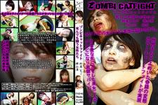 Zombie cat fight-Women who fight dead