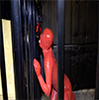 Rubber Fetish World ~ Darkness of sexual desire processing rubber slave training school ~