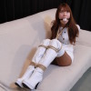 Rika Natsukawa - Career Girl Bound and Confined - Chapter 1
